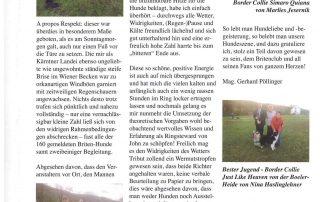 Bericht Clubzeitung 2017