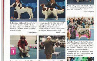 Chumani Bericht unsere Hunde