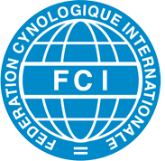 FCI Fédération Cynologique Internationale Logo